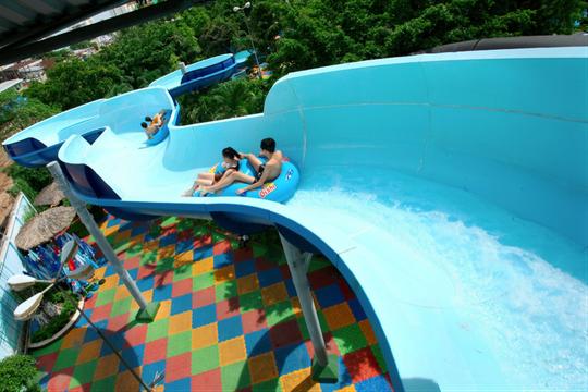 Công viên nước Đầm Sen – nơi mang đến niềm vui và sức sống mới!