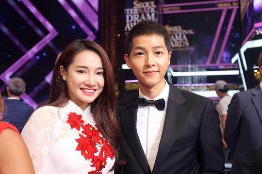 Nhã Phương và Song Joong Ki