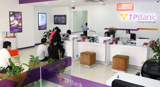 TPBank vào nhóm ngân hàng thương mại uy tín Việt Nam 2016