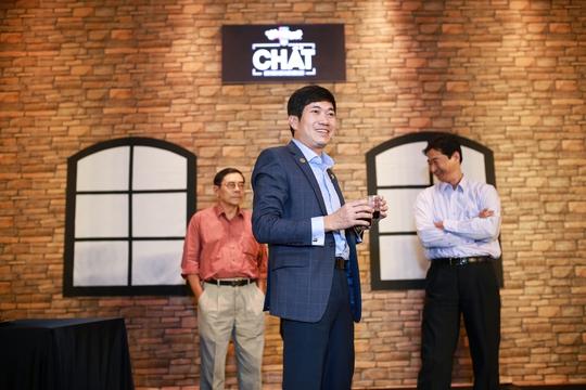 Ông Nguyễn Tân Kỷ - Tổng Giám đốc Vinacafé Biên Hoà