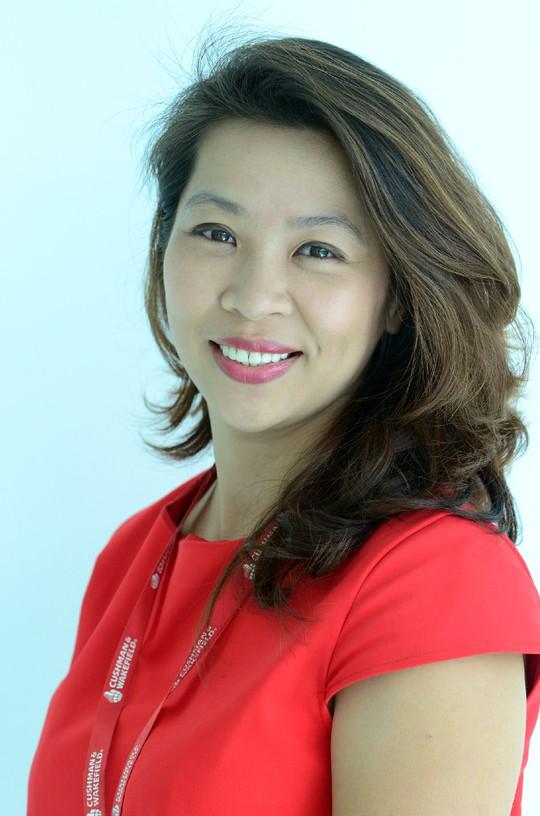 Bà Võ Thị Phương Mai