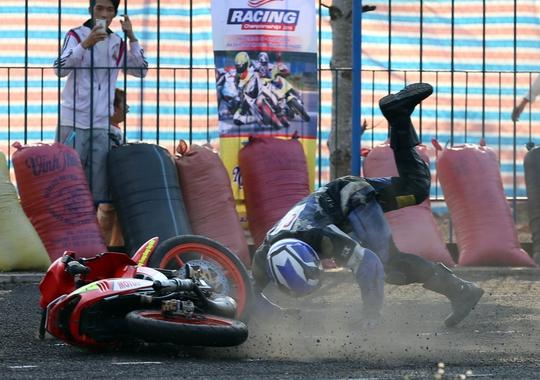 Việc chuẩn hóa sẽ giúp các tay đua hạn chế được tai nạn