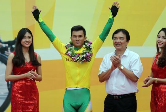 Võ Phú Trung (Gạo Hạt Ngọc trời An Giang) đoạt Áo vàng chung cuộc