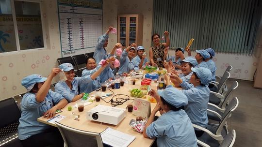 Unilever Việt Nam luôn có những chính sách phúc lợi tốt dành cho nhân viên của mình tại nhà máy