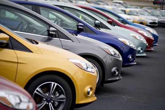 Việt Nam đã chi 1 tỷ USD nhập khẩu ôtô từ Thái Lan trong năm 2015.