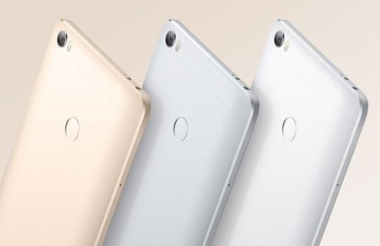 """Xiaomi Mi Max, smartphone tầm trung màn hình """"khủng"""""""