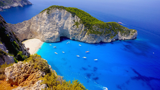 Đảo thiên đường Zakynthos Hy Lạp