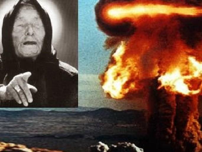 Trên mạng tràn lan những hình ảnh như thế này liên quan tới những lời tiên tri đã trở thành hiện thực của bà Vanga.