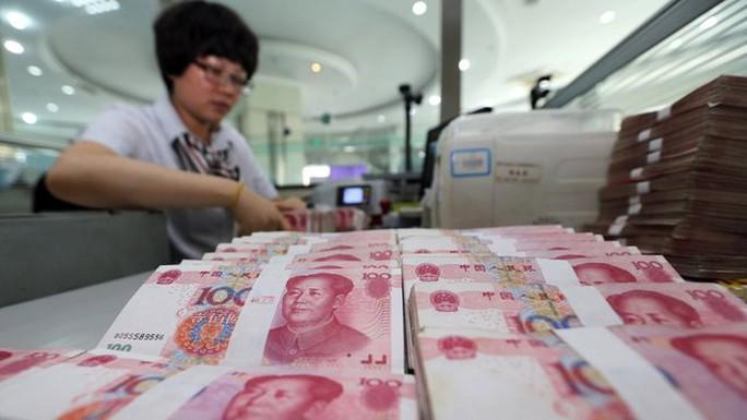 Dự trữ ngoại hối Trung Quốc xuống đáy sau 2 năm. Ảnh: RTE