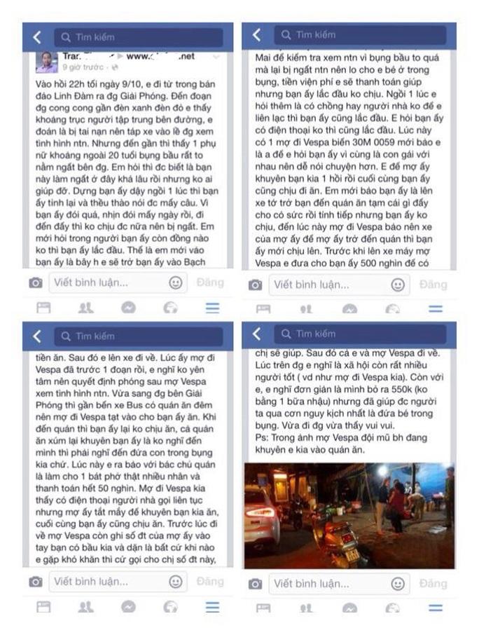 Status người đàn ông đăng trên Facebook được nhiều người trên cộng đồng quan tâm và cho rằng người đàn ông này đã bị lừa