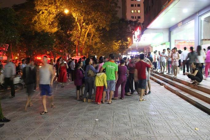 Người dân hốt hoảng vì vụ báo cháy giả