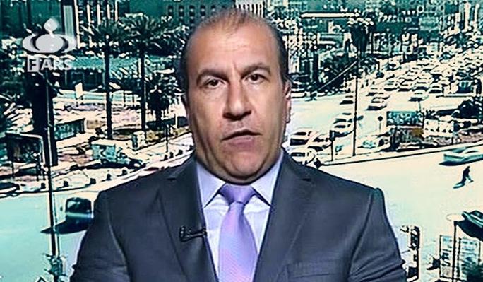 Phát ngôn viên văn phòng thủ tướng Iraq Saad al-Hadithi. Ảnh: Fars News