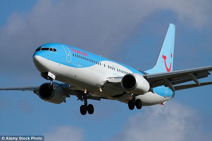 Một máy bay chở khách của hãng hàng không Thomson Airways (Anh). Ảnh: ALAMY