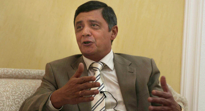 Ông Zamir Kabulov. Ảnh: AP
