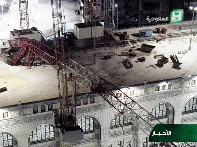 Ảnh: Saudi TV