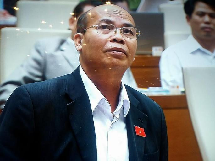 ĐB Đỗ Văn Đương (TP HCM) phát biểu tại phiên thảo luận