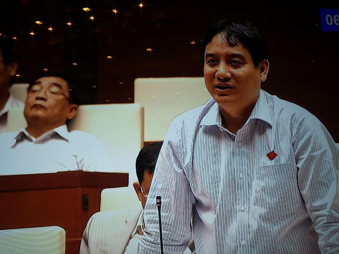 ĐB Nguyễn Đắc Vinh (Đắk Nông), đồng thời là Bí thư thứ nhất Trung ương Đoàn: Học sinh cấp 3 chưa biết là để tổ chức nào quản lý.