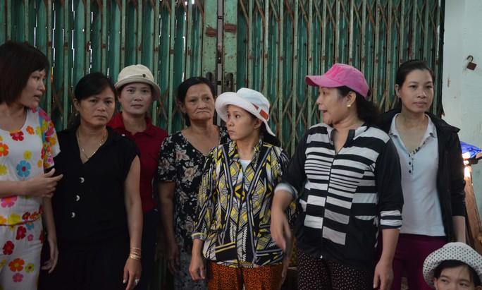 Tiểu thương chợ Thanh Khê 1 lâm cảnh khó khăn sau khi bị giật hụi