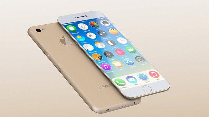 iPhone 6s chưa ra mắt, thông tin iPhone 7 đã lộ