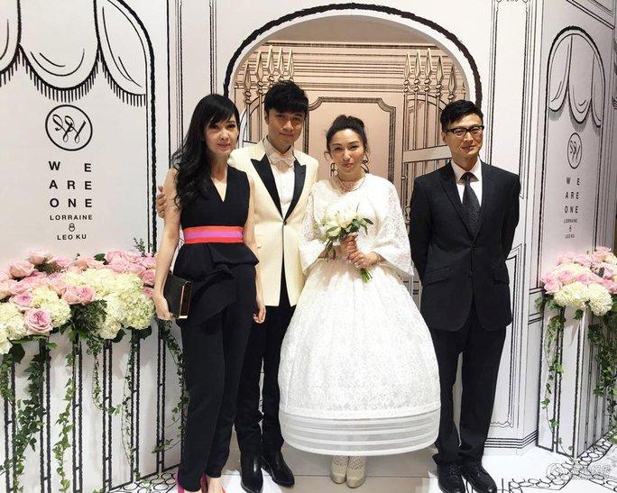 Đám cưới lãng mạn của Cổ Cự Cơ