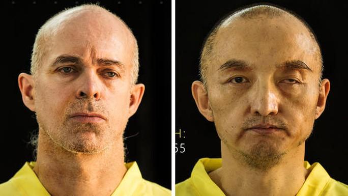 IS tuyên bố đã hành quyết 2 con tin Ole Johan Grimsgaard-Ofstad (trái) - người Na Uy và Fan Jinghui - người Trung Quốc Ảnh: AP