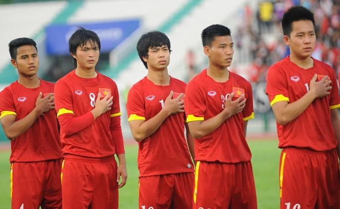 Lứa cầu thủ U22 của Việt Nam có cơ hội tranh tài tại SEA Games 2017.