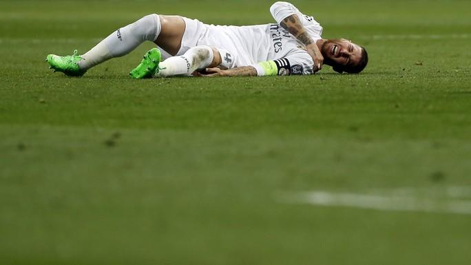 Ramos gây thất vọng trong trận đấu sáng 16-9