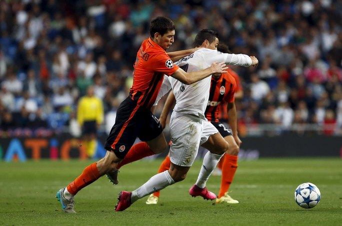 Ronaldo tiếp tục tỏa sáng cú hat-trick