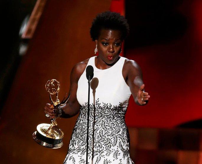 Viola Davis làm nên lịch sử
