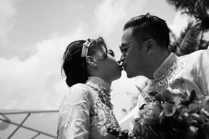 Những khoảnh khắc đáng nhớ trong ngày vui của cặp đôi
