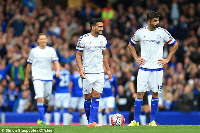 Điều HLV Mourinho lo ngại nhất là các cầu thủ Chelsea không tin tưởng ở ông