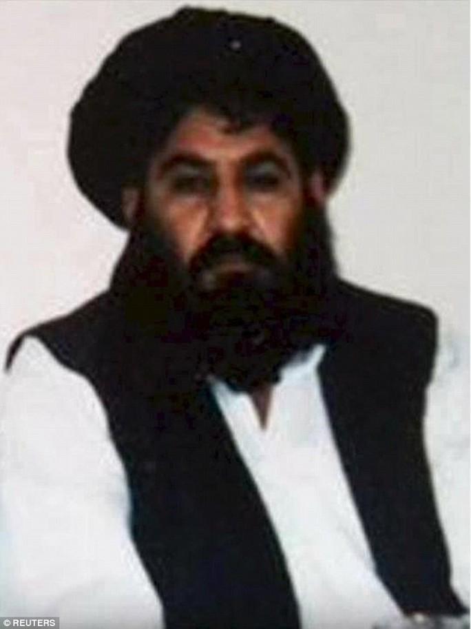 Thủ lĩnh Taliban Mullah Akhtar Mansour. Ảnh: Reuters