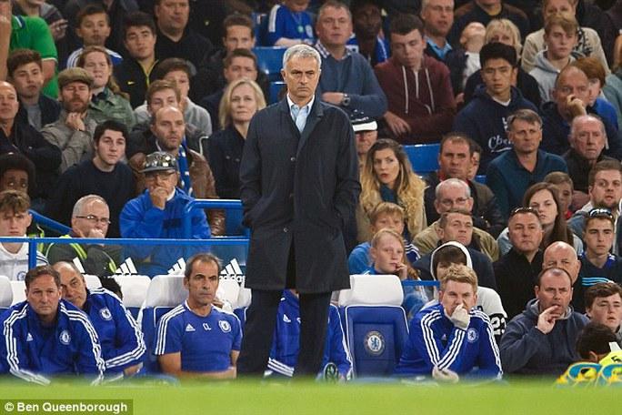 HLV Mourinho: Sẽ từ chức ngay khi cầu thủ không còn tin tôi