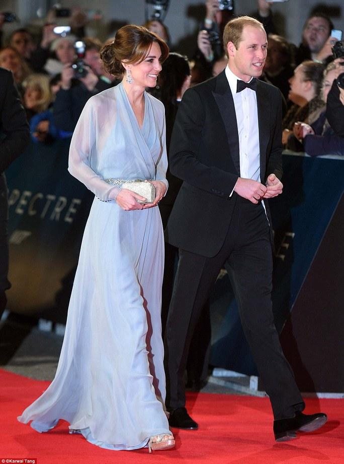 Vợ chồng công tước xứ Cambridge