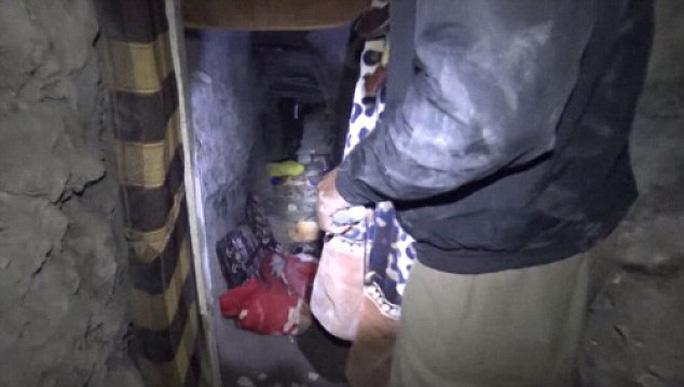 Cận cảnh mê cung đường hầm bí mật của IS