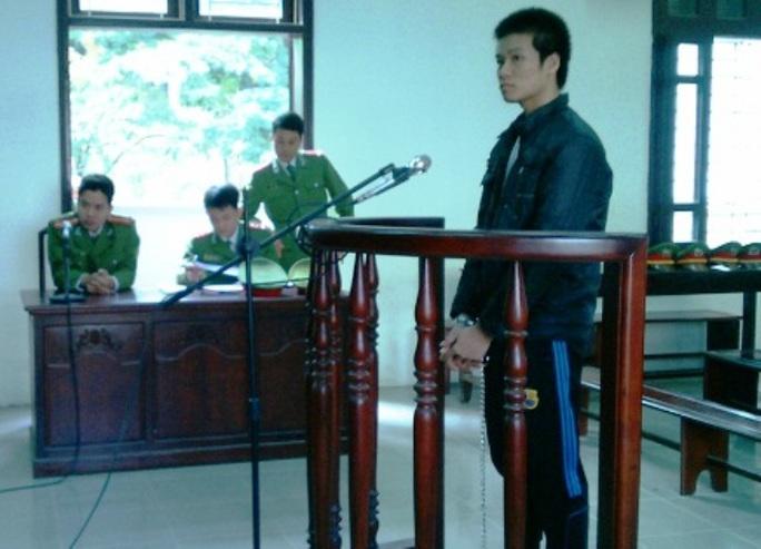 Nguyễn Văn Nam tại phiên tòa phúc thẩm