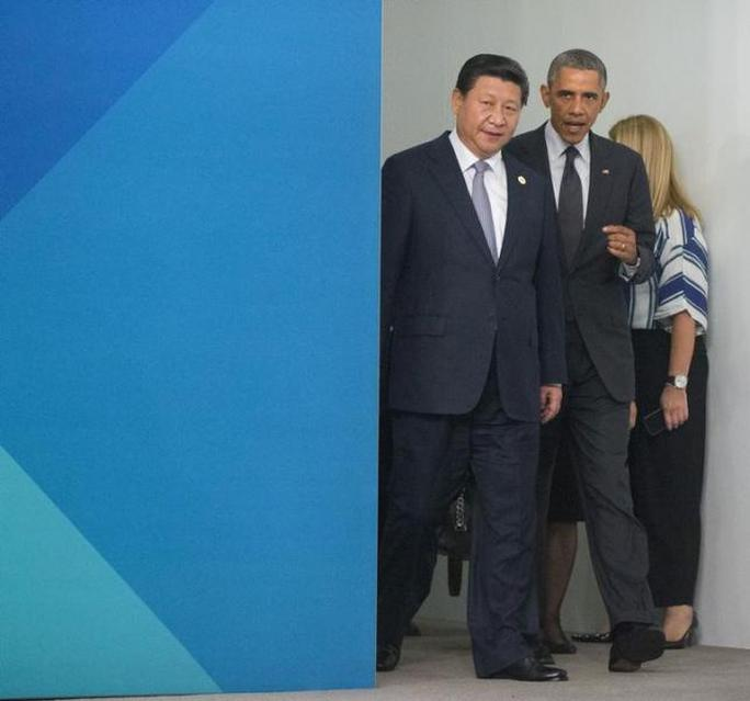Tổng thống Obama sẽ đón tiếp Chủ tịch Trung Quốc Tập Cận Bình vào ngày 25-9. Ảnh: Reuters