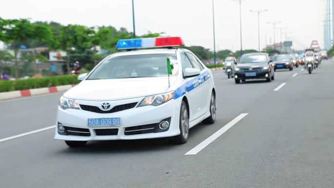Độ chính xác, chuẩn mực cũng phải được bảo đảm xuyên suốt cả chặng đường đưa, dẫn đoàn.