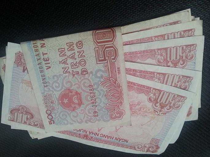 Đổi tiền mới: Chi 1 triệu, nhận về 500.000 đồng