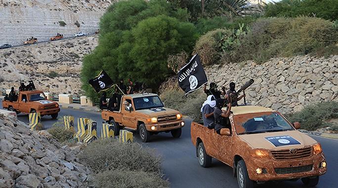Nga, Iran, Iraq và Syria đã đồng ý thiết lập một trung tâm thông tin chung để chống lại IS. Ảnh: RT