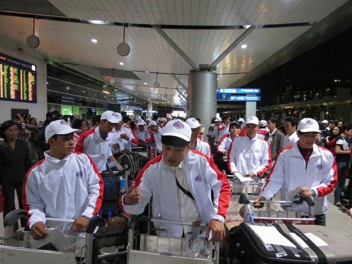 Lao động Việt Nam học nghề trước khi sang Nhật Bản