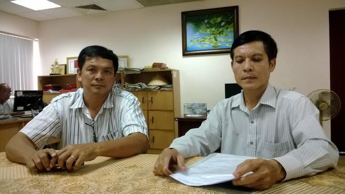 Người lao động đến nhờ Báo Người Lao Động can thiệp bảo vệ quyền lợi