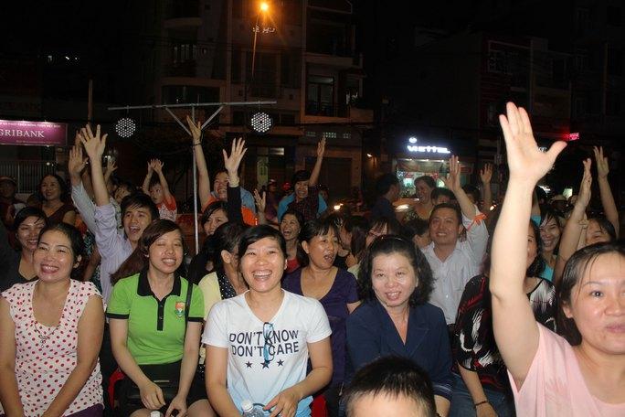 CNVC-LĐ hào hứng tham gia phần trả lời câu hỏi kiến thức về các sản phẩm Việt Nam chất lượng cao