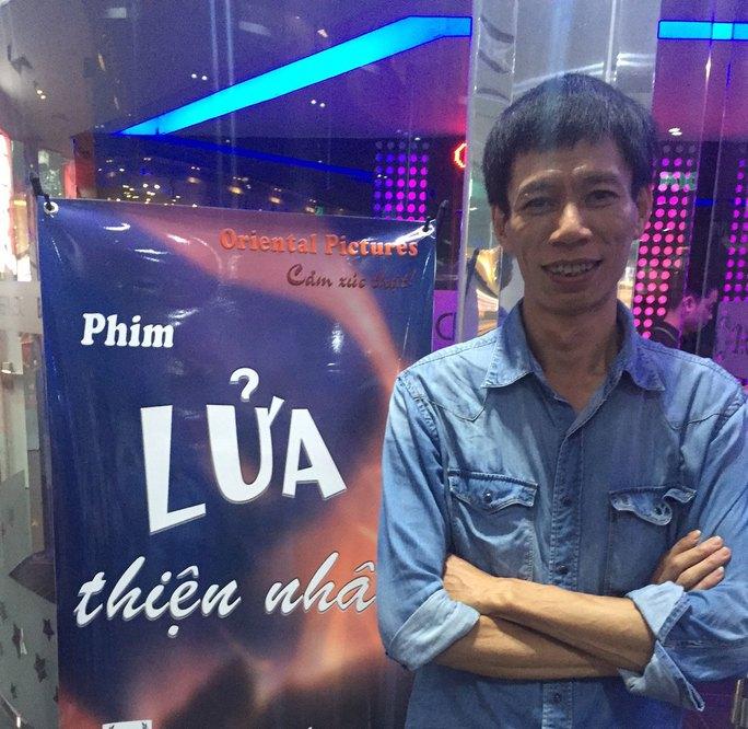 Đạo diễn Đặng Hồng Giang
