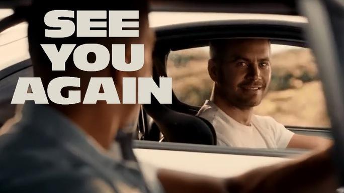 """""""See you again"""" được chọn làm ca khúc chính của phim """"bom tấn"""" mang tên """"Fast & Furious 7"""""""