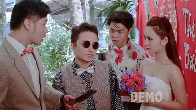"""Hình ảnh cắt từ MV """"Vợ người ta"""" của Phan Mạnh Quỳnh"""