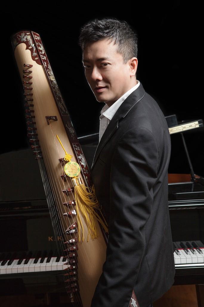 Nghệ sĩ Trí Nguyễn Ảnh: NVCC