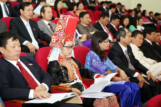 349 đại biểu, đại diện 90.000 đảng viên toàn Đảng bộ dự ĐH
