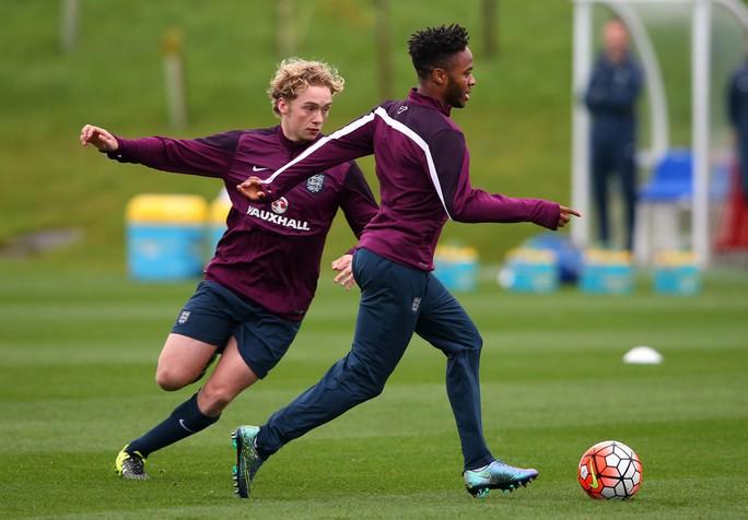 Tom Davies và Sterling