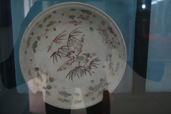 Những cổ vật quý từ lòng đại dương trưng bày tại Cù Lao Chàm
